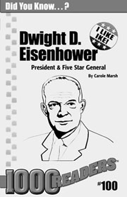 Dwight D. Eisenhower: President and Five Star General Consumable Pack 30