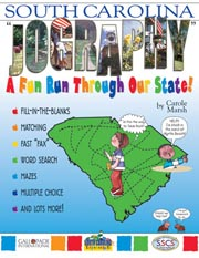 "South Carolina ""Jography"": A Fun Run Through Our State!"