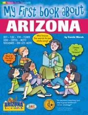My First Book About Arizona!