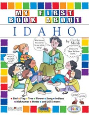 My First Book About Idaho!