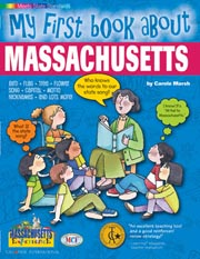 My First Book About Massachusetts!