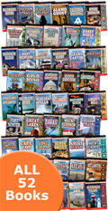 Real Kids! Real Places! 1 Each of ALL 52 Paperback Titles