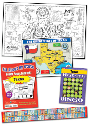 Texas Experience Student Resource Set