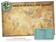 Where in the World Have You Been!