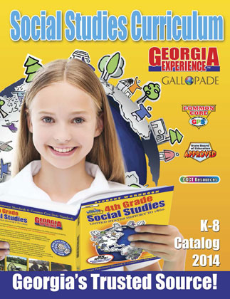 2014 Georgia Social Studies Curriculum Catalog