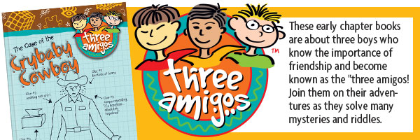 Three Amigos Mysteries
