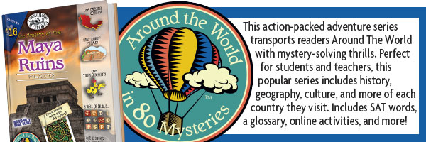 Around the World Mysteries