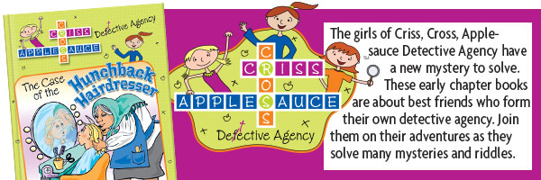 Criss Cross Applesauce Mysteries