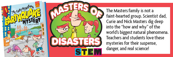 Masters of Disasters Mysteries