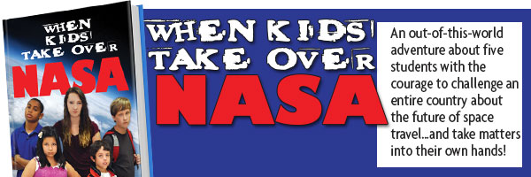 When Kids Take Over NASA Mystery