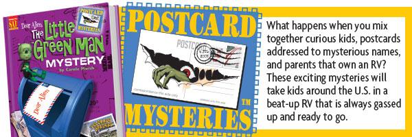 Postcard Mysteries
