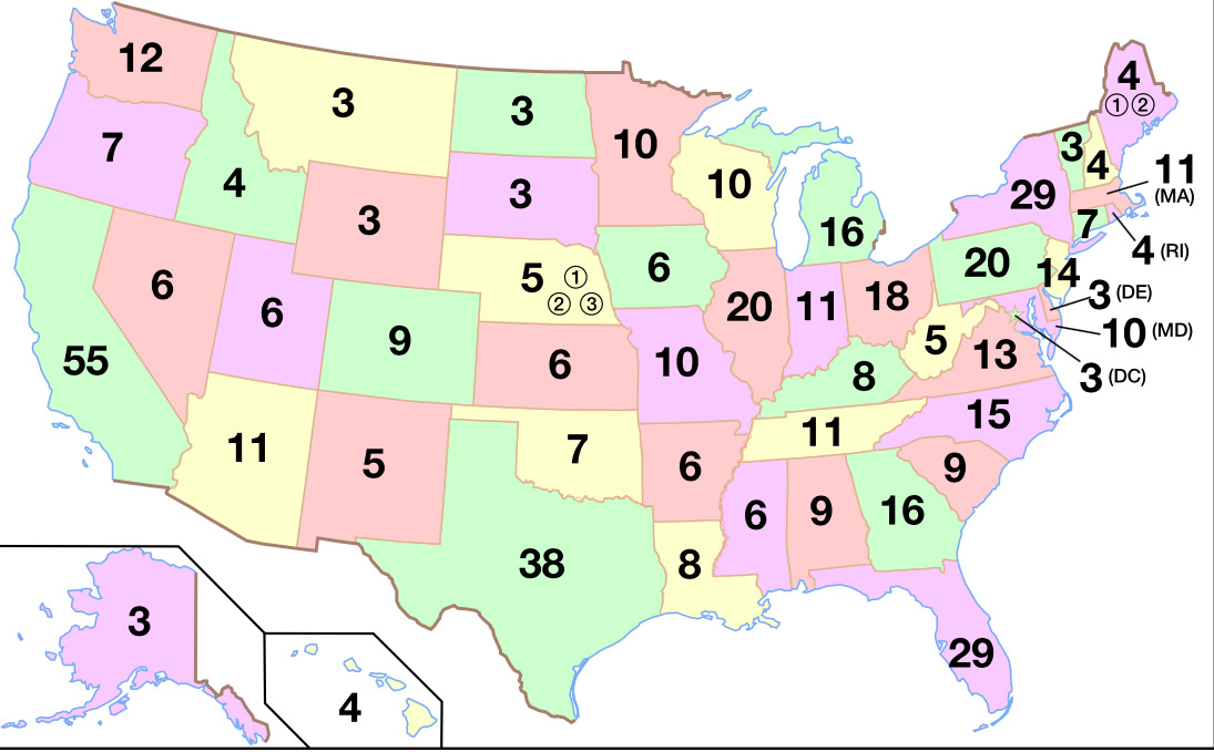 Elections for Kids | The Electoral College