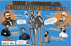 Military Leaders of the Civil War