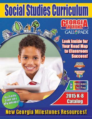 2014-2015 Georgia Experience Social Studies Curriculum Catalog