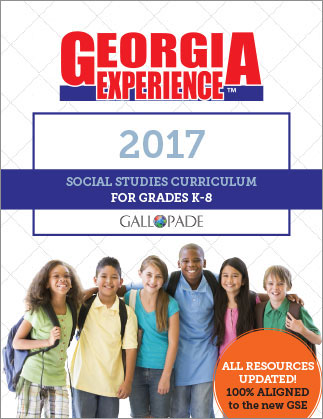The Georgia Experience 2016 Social Studies Curriculum for Grades K-8
