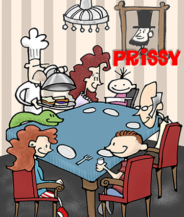 First Family - Prissy